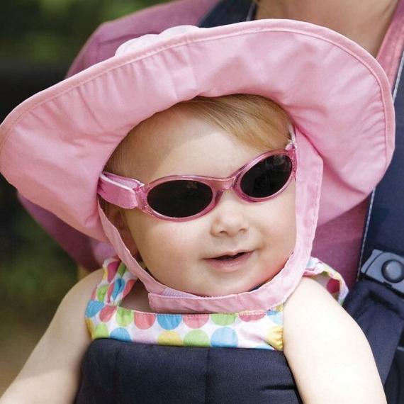 Детские солнцезащитные очки Real Kids Shades 024PINK