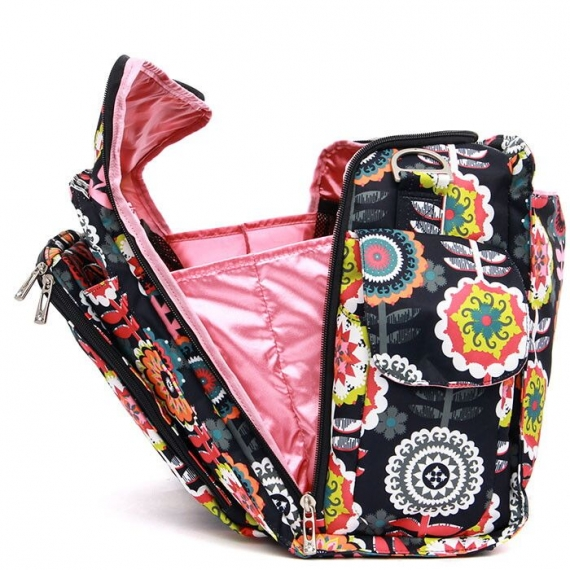 Дорожная сумка Ju-Ju-Be Be Prepared dancing dahlias