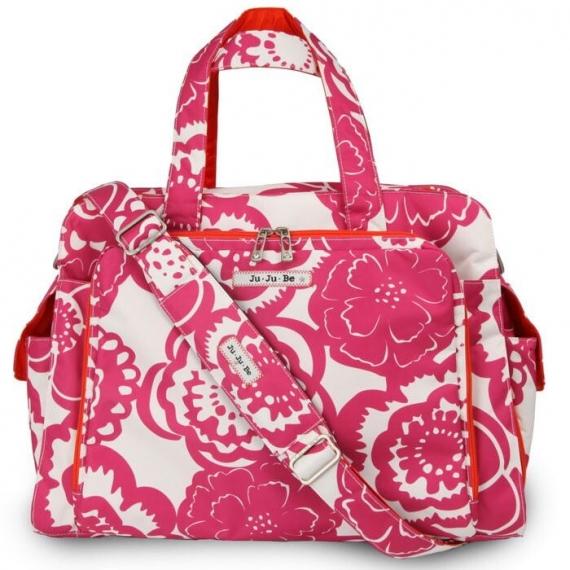 Дорожная сумка Ju-Ju-Be Be Prepared fuchsia blossums
