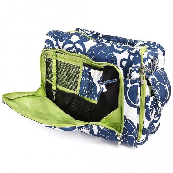 Дорожная сумка Ju-Ju-Be Be Prepared Cobalt Blossoms