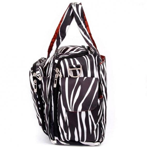 Дорожная сумка Ju-Ju-Be Be Prepared safari stripes