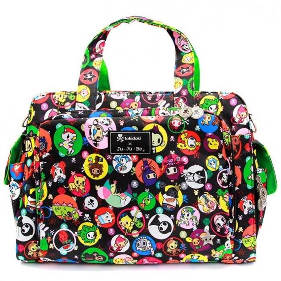 Дорожная сумка Ju-Ju-Be Be Prepared tokidoki bubble trouble