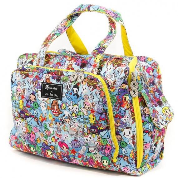 Дорожная сумка Ju-Ju-Be Be Prepared tokidoki Sea Amo
