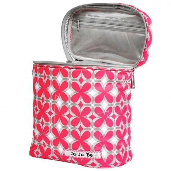 Термосумка Ju-Ju-Be Fuel Cell pink pinwheels