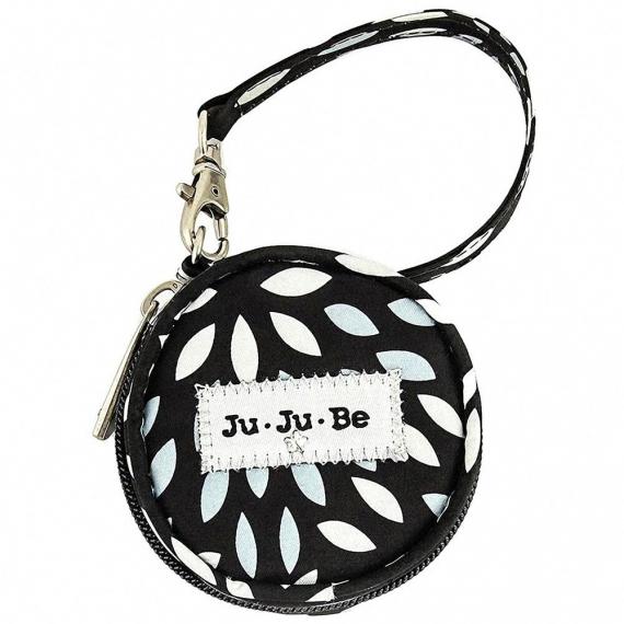 Сумочка для пустышек Ju-Ju-Be Paci Pod platinum petals
