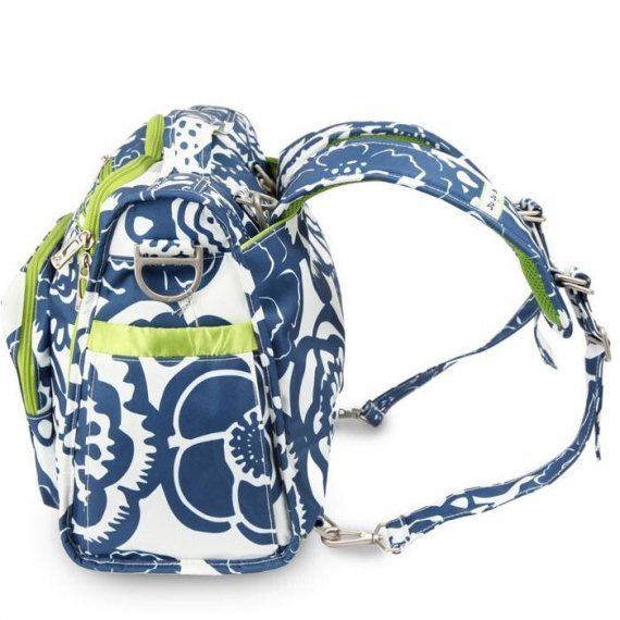 Сумка рюкзак для мамы Ju-Ju-Be B.F.F. cobalt blossums