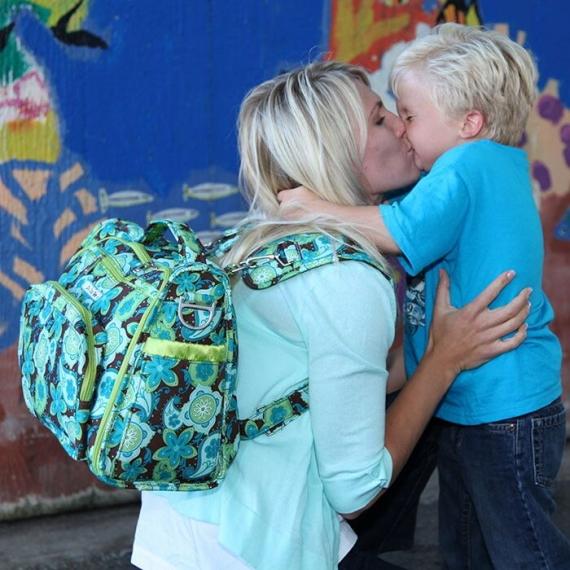 Сумка рюкзак для мамы Ju-Ju-Be B.F.F. mister gray