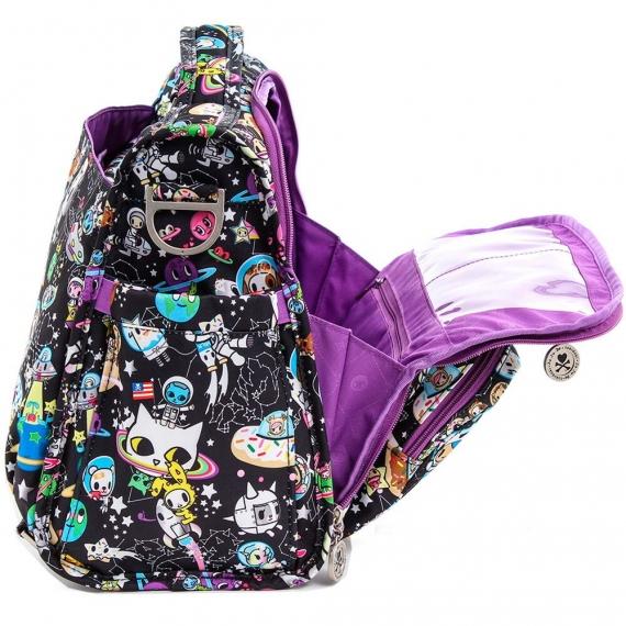 Сумка рюкзак для мамы Ju-Ju-Be B.F.F. Tokidoki space place