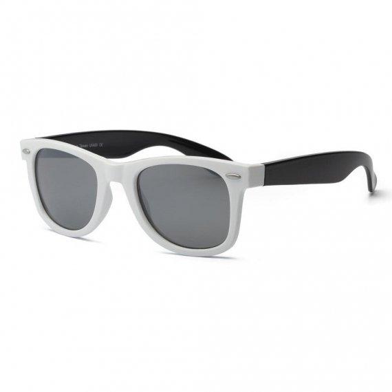 Очки для взрослых и подростков Swag белый/черный