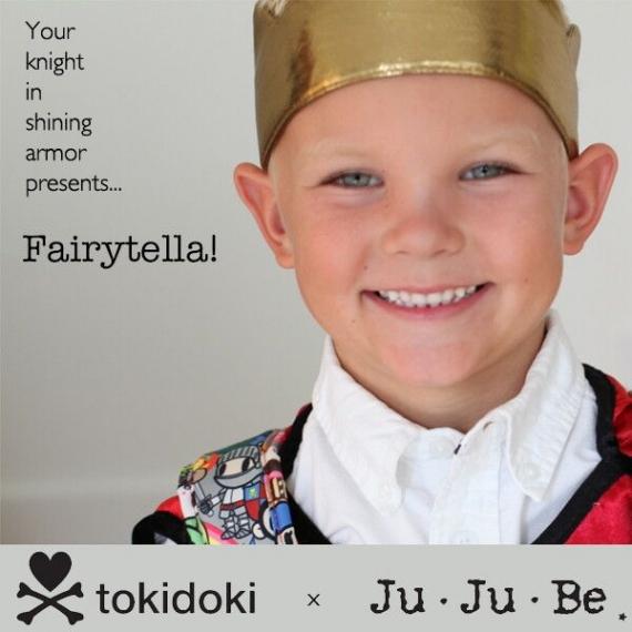 Рюкзак Ju-Ju-Be Be Right Back fairytella
