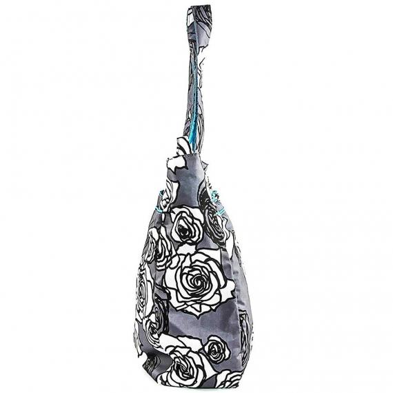 Сумка для мамы Ju-Ju-Be Super Be charcoal roses