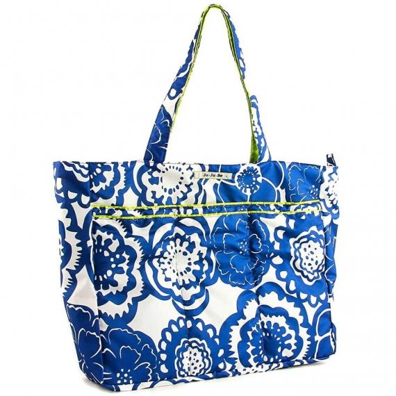 Сумка для мамы Ju-Ju-Be Super Be cobalt blossoms