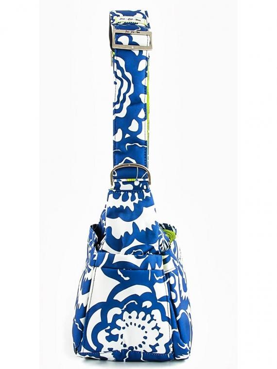 Сумка для мамы Ju-Ju-Be HoboBe Cobalt Blossoms