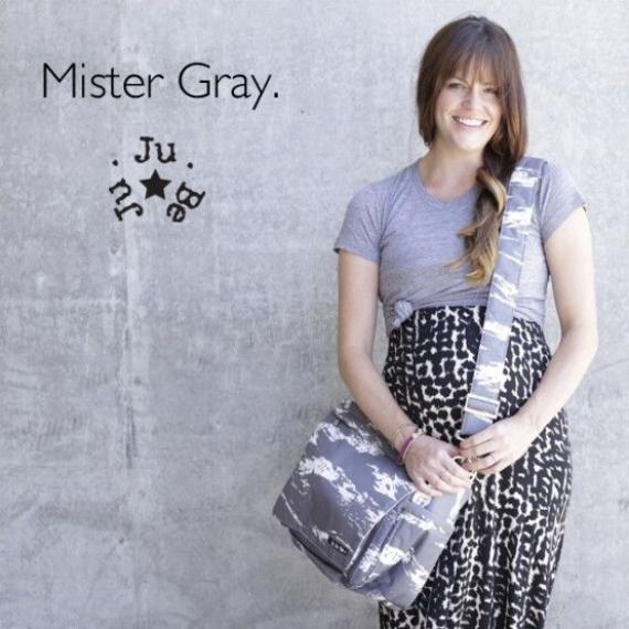 Сумка для коляски Ju-Ju-Be Better Be mister gray