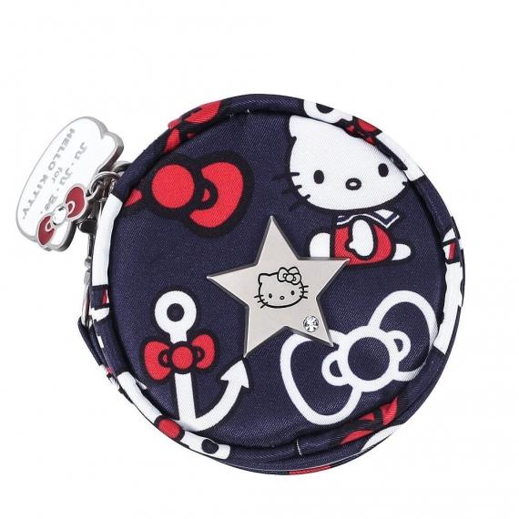 Сумочка для пустышек Ju-Ju-Be Paci Pod Hello Kitty Out to Sea