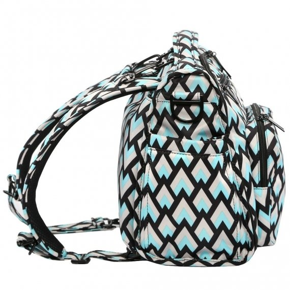Сумка рюкзак для мамы Ju-Ju-Be B.F.F. Onyx Black diamond