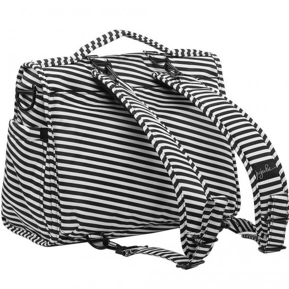 Сумка рюкзак для мамы Ju-Ju-Be B.F.F. Onyx Black magic
