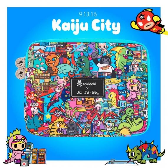 Чехол для планшета MicroTech Ju-Ju-Be Tokidoki Kaiju City