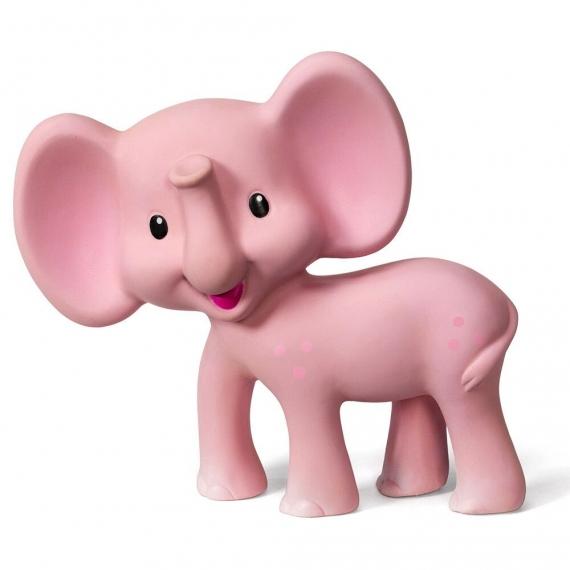 """Прорезыватель """"Розовый Слоненок"""" infantino"""