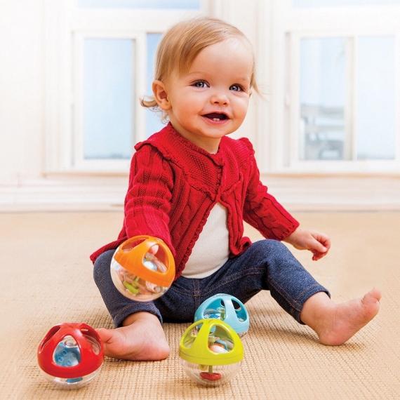 Набор развивающих мячиков infantino
