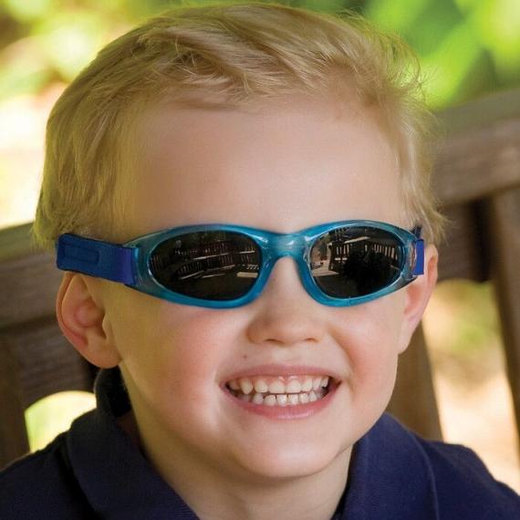 Детские солнцезащитные очки Real Kids Shades 2-4 года 25BBALLGAME