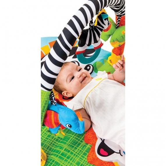 Развивающий коврик Зебра infantino