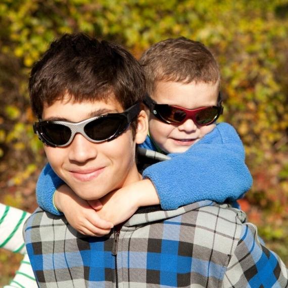 детские солнцезащитные очки Real Kids Shades от 7 до 12 лет 712XTRSLAV