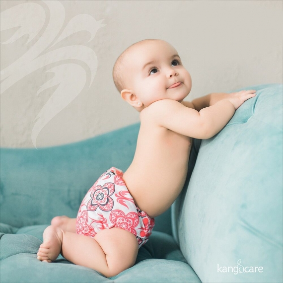Подгузник для плавания Newborn Snap Cover Kanga Care Destiny