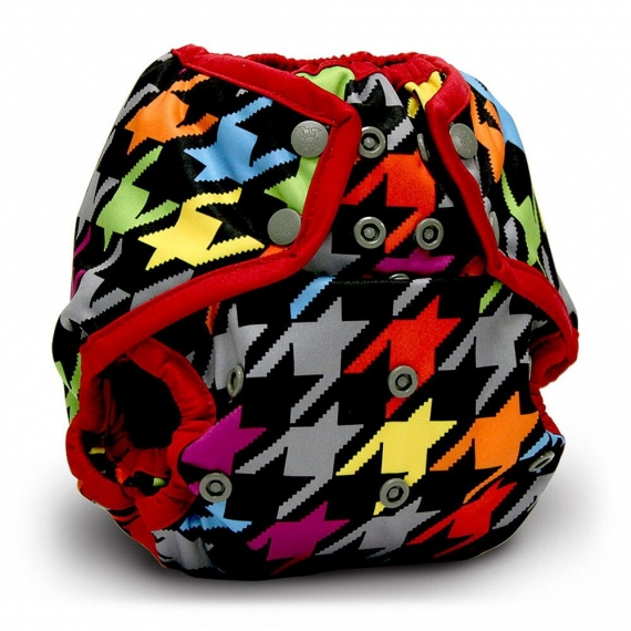 Подгузник для плавания One Size Snap Cover Kanga Care Invader