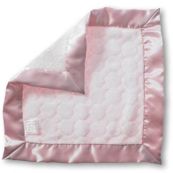 Платочек обнимашка Baby Lovie-плюшевая нежность Pstl Pink Puff C