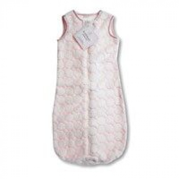 Флисовые детские спальные мешки Кружки нежность