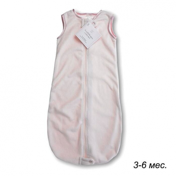 Детский спальный мешок SwaddleDesigns zzZipMe 3-6 М PP Baby Velvet/PP