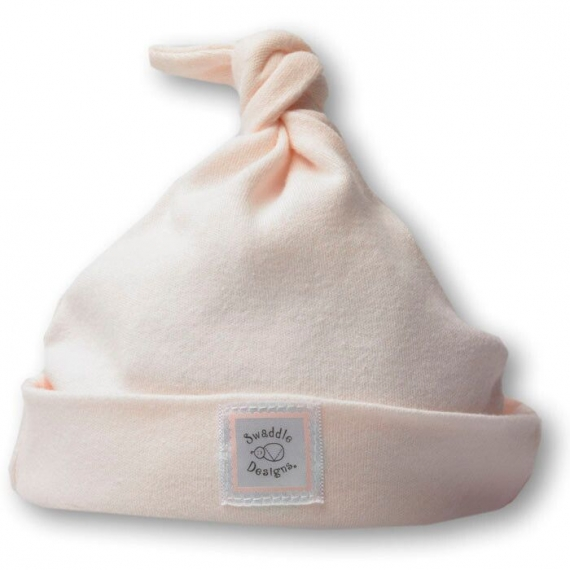 Шапочка Knotted Hat w/Logo Lt Pink w/PP Dots