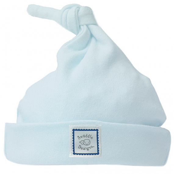 Шапочка Knotted Hat Pstl Blue/True Blue