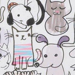 Сумочки ланч боксы 2 шт. Itzy Ritzy Snack Happens Mini Cats & Dogs