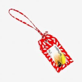 Багажная бирка Ju-Ju-Be Be Tagged scarlet petals
