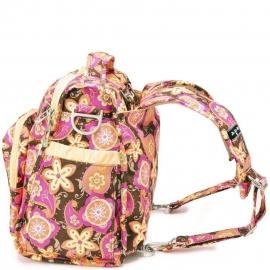 Сумка рюкзак для мамы Ju-Ju-Be B.F.F. sangria sunset