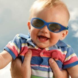 Солнечные очки для малышей Real Kids Explorer 0+ розовый/бирюза