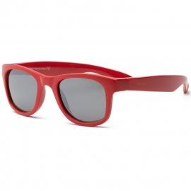 Детские солнцезащитные очки Real Kids серия Серф 2-4 года красные