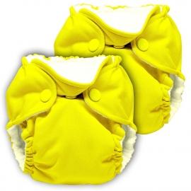 Многоразовые подгузники для новорожденных Lil Joey Kanga Care 2 шт. Sunshine