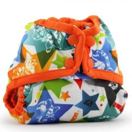 Подгузник для плавания Newborn Snap Cover Kanga Care Dragons Fly/Poppy
