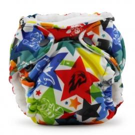 Многоразовые подгузники для новорожденных Lil Joey Kanga Care 2 шт. Dragons Fly