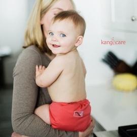Подгузник для плавания One Size Snap Cover Kanga Care Spice
