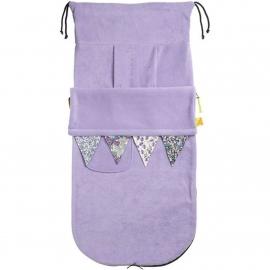 Флисовый конверт Buggysnuggle Lilac Fleece