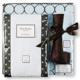 Подарочный набор для новорожденного Gift Set Blue w/BR Mod C