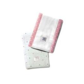 Полотенчики Baby Burpie Marquisette Pastel White Dots