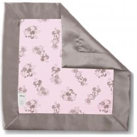 Комфортер платочек обнимашка Baby Lovie - Flannel TG on PP Minnie