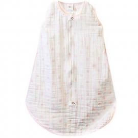 Спальный мешок Muslin zzZipMe Sack - 3-6M Pink Dots