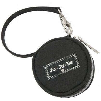 Сумочка для пустышек Ju-Ju-Be Paci Pod black/silver