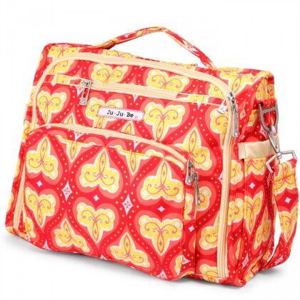 Сумка рюкзак для мамы Ju-Ju-Be B.F.F. coral kiss